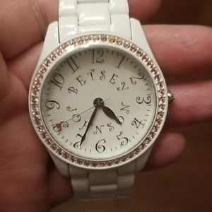 New, Betsey Johnson Watch